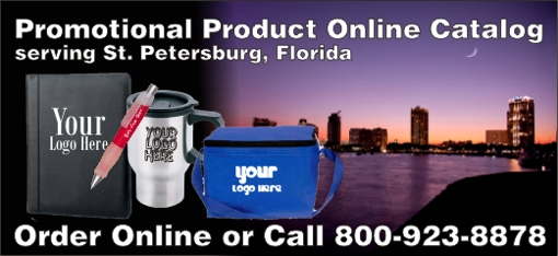 Promotional Products St Petersburg, Florida